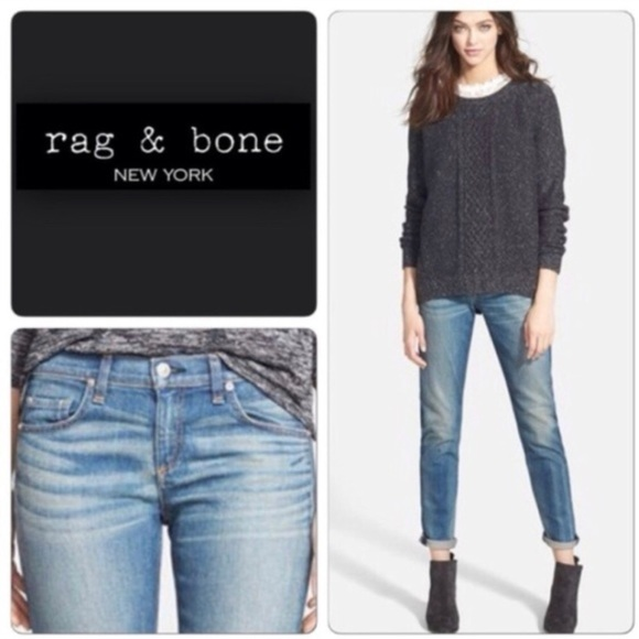 the best attitude latest trends new product RAG & BONE The Dre Jeans in Golden Wash